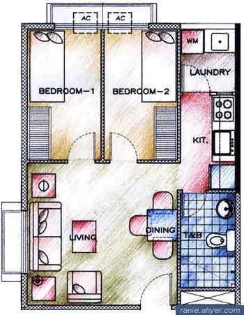 Almanza Metropolis Condominium Philippines Condominiums In Las Pinas Manila Philippines